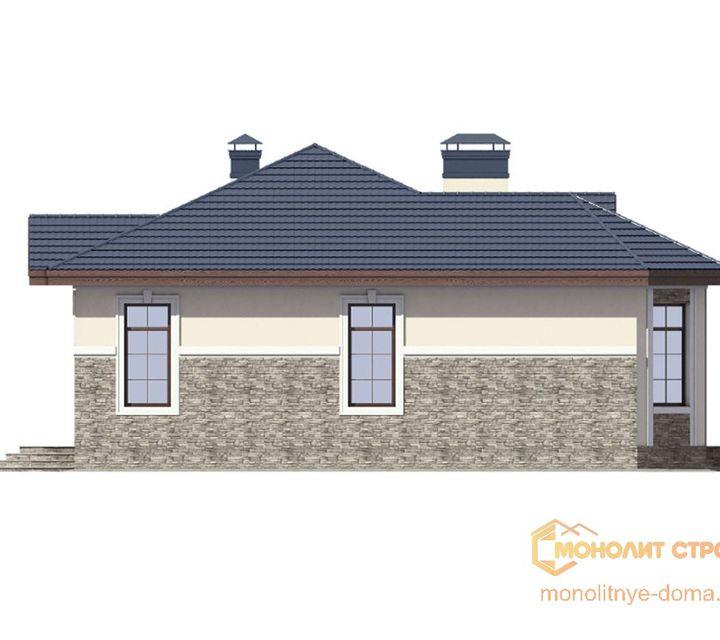 Расчет толщины стены дома из керамзитобетона ооо лср бетон