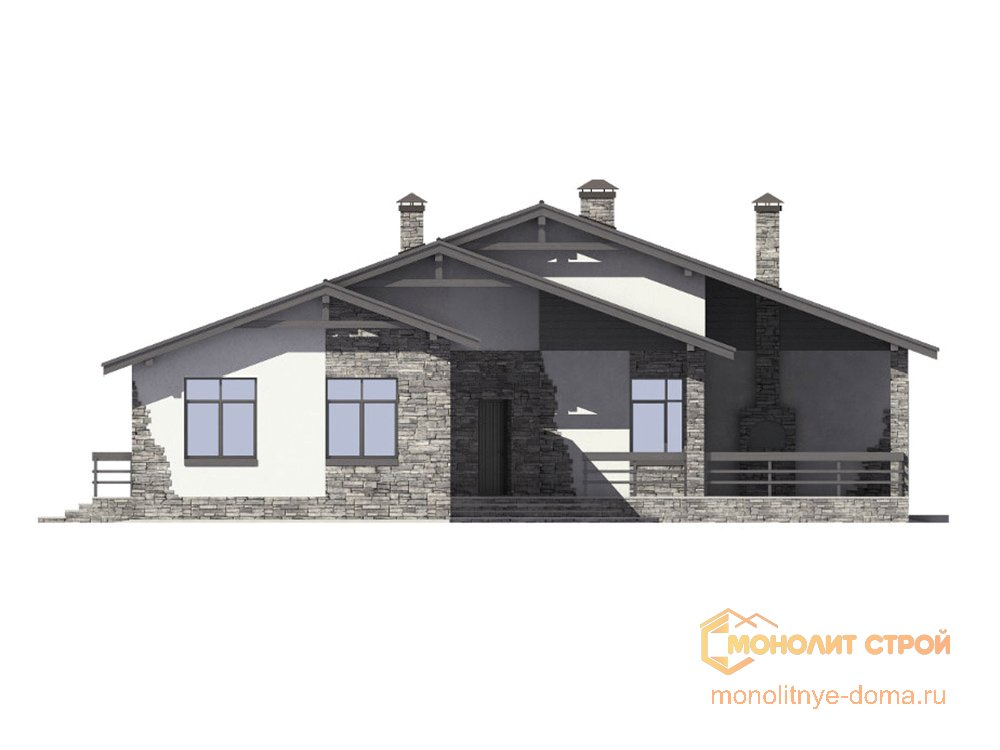 Дом из керамзитобетона расчет кси бетон волоколамск